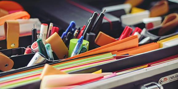 Invista em uma estrutura que ofereça conforto e praticidade para seu home office