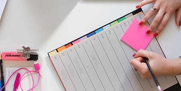 O hábito de planejar ajuda no aumento da produtividade na empresa
