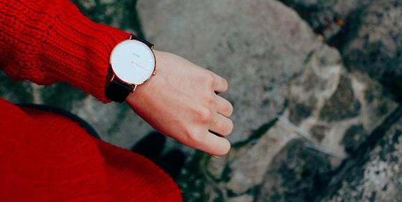Valorize a pontualidade