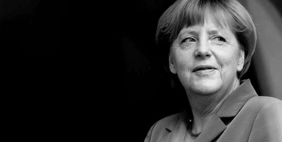 Angela Merkel, uma das grandes líderes mundiais