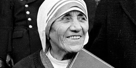 Lições de liderança com a Madre Teresa