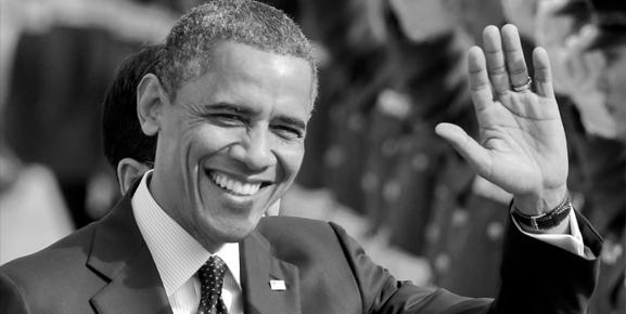Barack Obama é considerado um dos grandes líderes mundiais