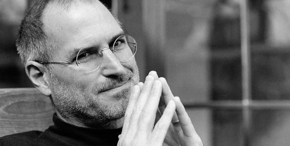 Steve Jobs, um dos grandes líderes mundiais