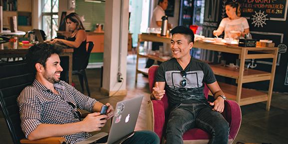 Encoraje seus colegas e colaboradores a falar sobre o que eles pensam