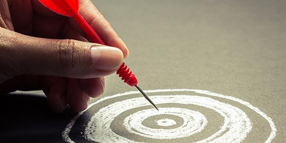 Definir as metas é uma forma consistente de evoluir em qualquer área de atuação