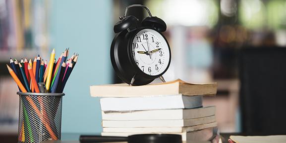 Avalie o tempo que você dedica para suas atividades diárias